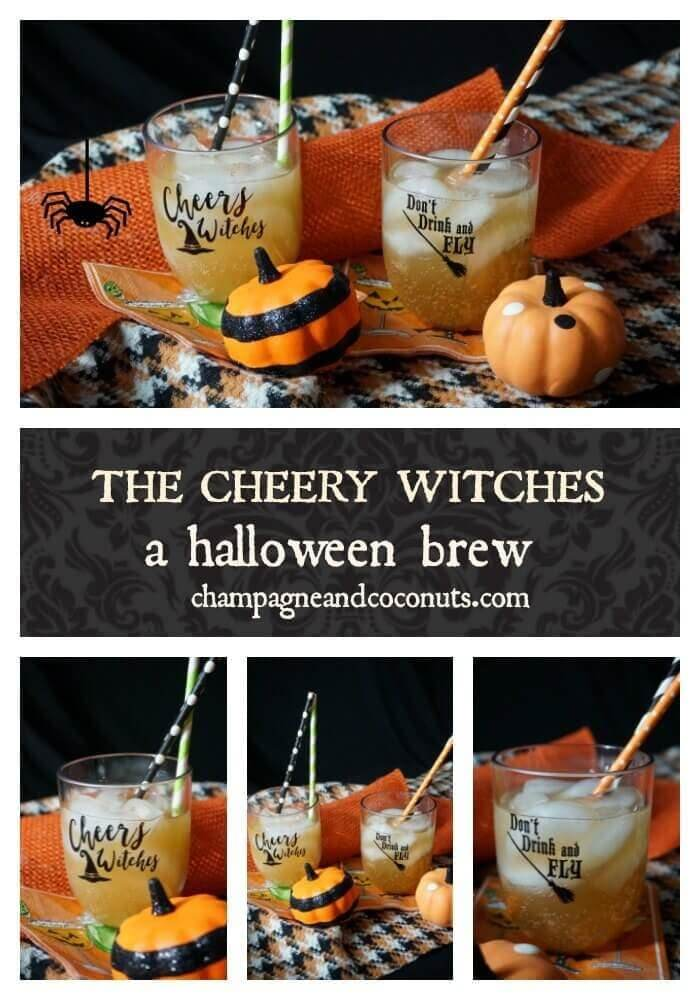 The Cheery Witches Brew collage