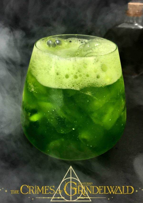 Fantastic Beasts: Crimes of Grindelwald Cocktail