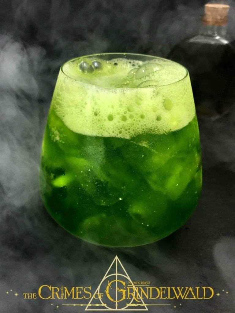 Crimes of Grindelwald Drink from Fantastic Beasts
