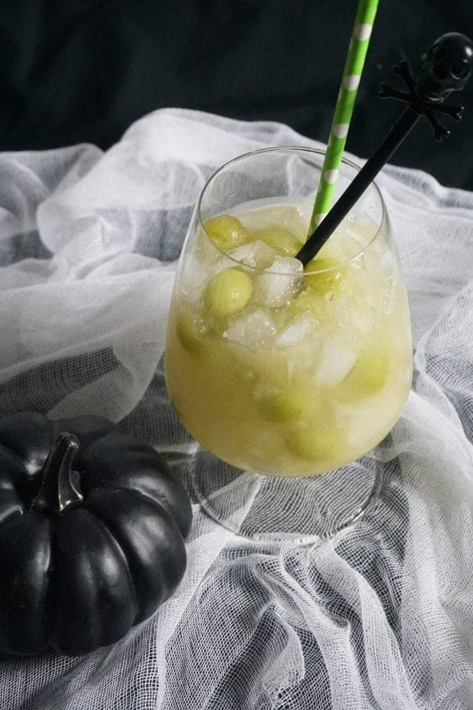 Recipe for Supernatural Yellow Eyed Demon Cocktail